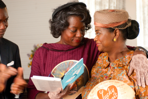 The Help stars wander onto the small screen