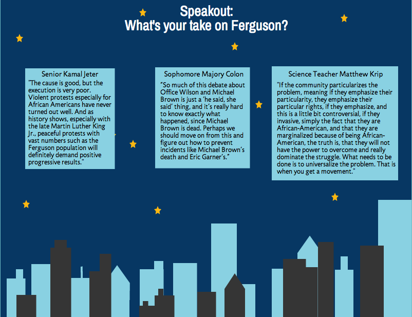 Speakout%3A+What%26%23039%3Bs+your+take+on+Ferguson%3F