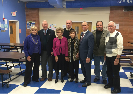 Successful alumni inducted into prestigious SPFHS Hall of Fame