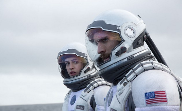 """Interstellar"" becomes brightest star in filmmaker Christopher Nolan's galaxy"