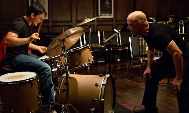 Beat Your Drum for Whiplash: A Winning Percussive Presentation