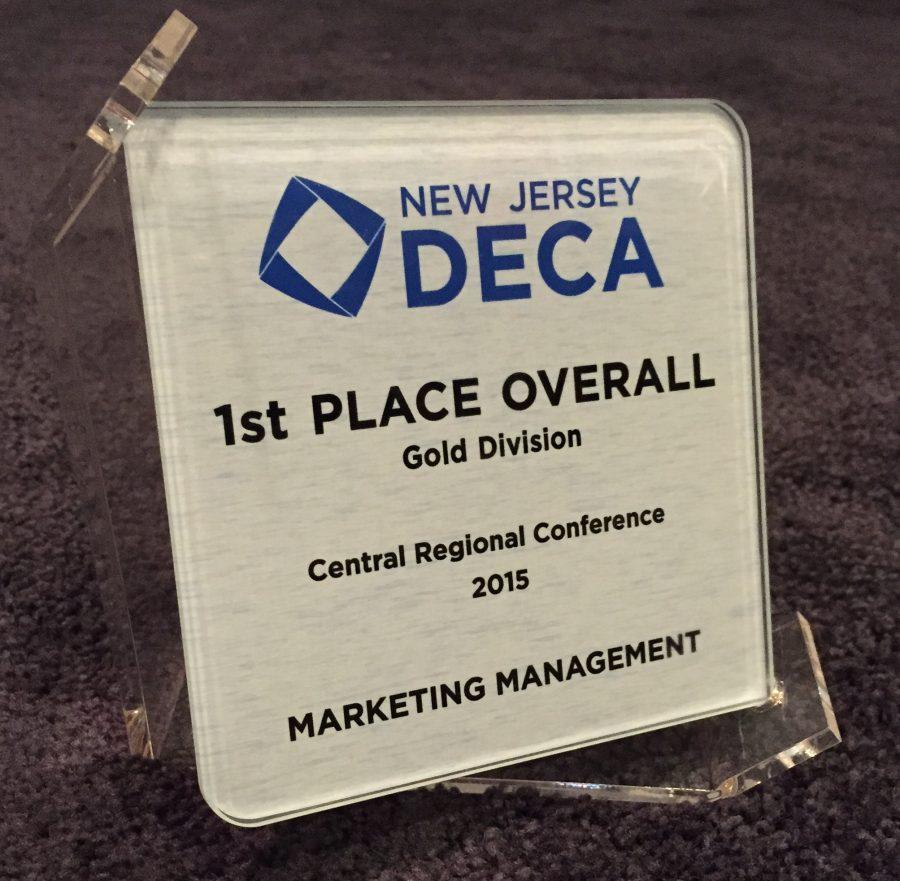 Forty-three DECA members qualify for State Competition