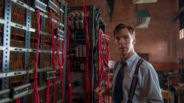 """The Imitation Game"" Cracks the Biopic Code"