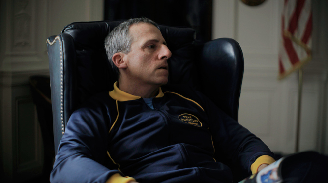 "Wrestling Film, ""Foxcatcher"" Headlocks Heavy Themes"