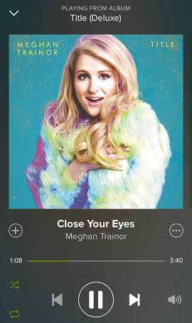 Meghan Trainor's Debut Album is All About The Hits