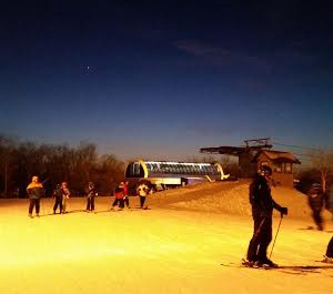 Shawnee trip brings friends together for winter fun