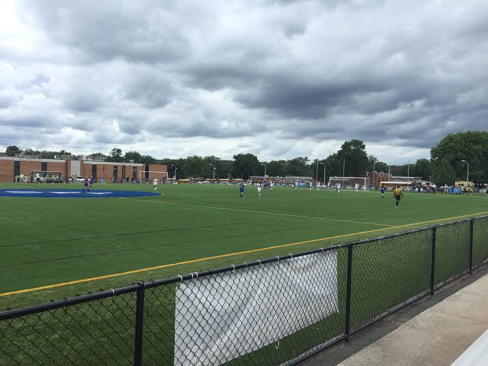 Girls soccer defeats Cranford 4-0 in home opener