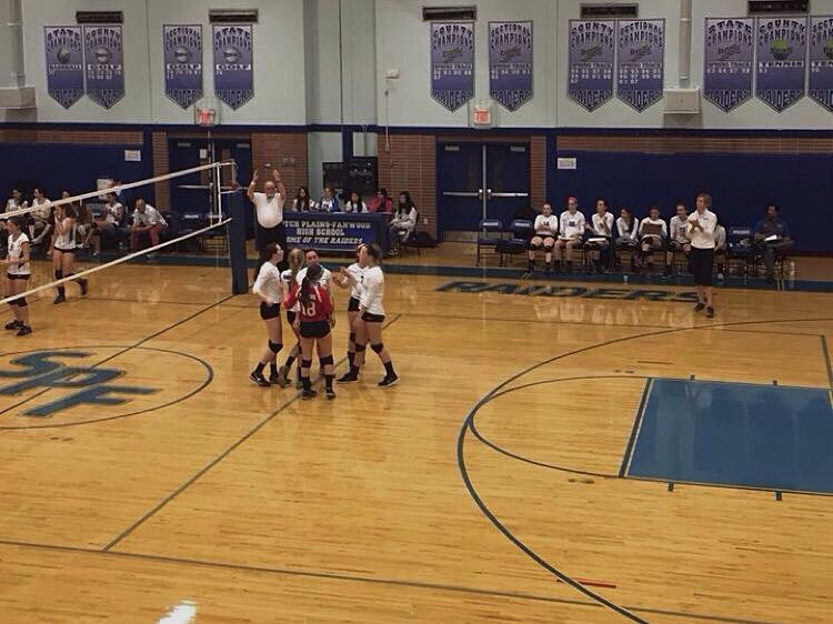 Raider volleyball beats Millburn