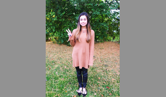 Fashionable Student of the Week: Lauren Lapenna