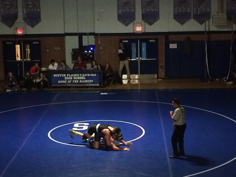 Wrestling Team Overcome New Providence