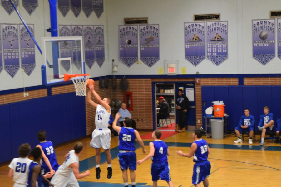Boys basketball beats Middlesex for first win of the season