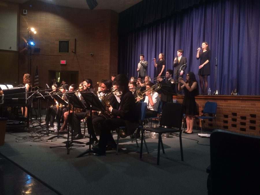 "Instrumental groups perform at ""Pops Concert"""
