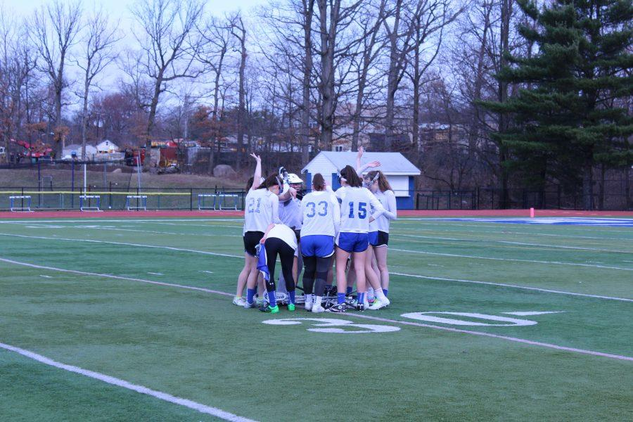 Girls Lax defeats Pascack Valley