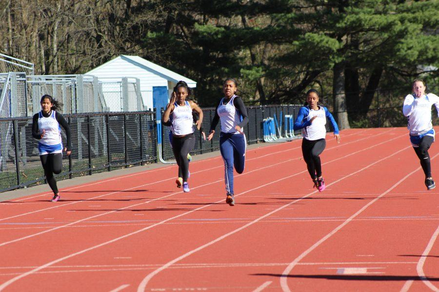 Raider track & field take it home against Elizabeth