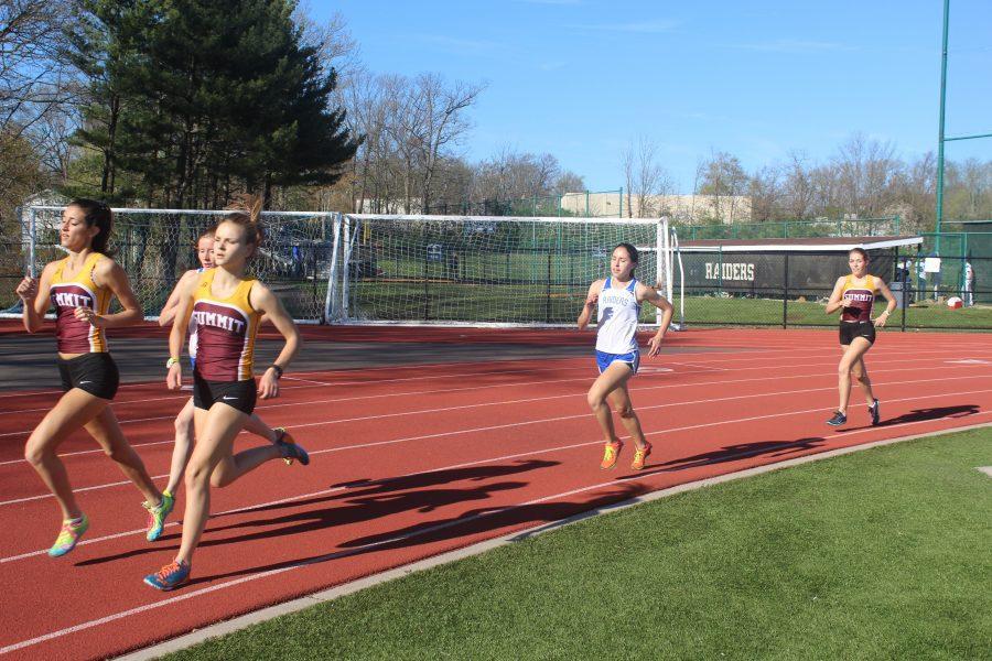 Track & field beats Summit at home dual meet