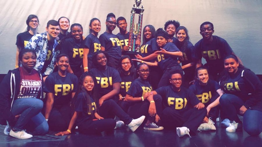 The Union County All Stars Step Team wins first place at Six Flags