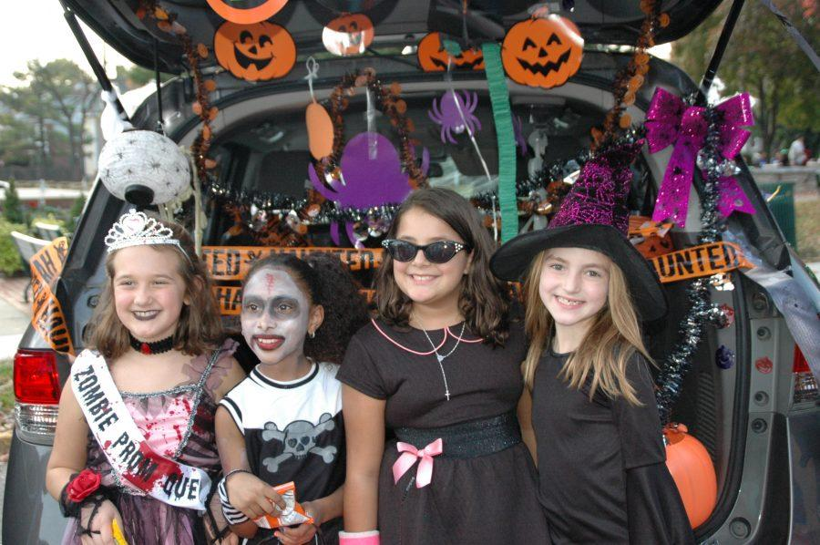2nd annual Scotch Plains-Fanwood Trunk or Treat was tons of fun for the whole family