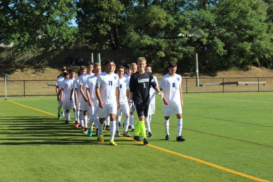 Boys Soccer beat North Hunterdon to advance in states