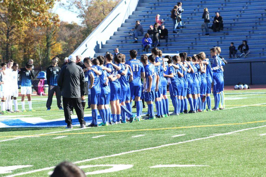 Boys soccer defeats Millburn in thriller to advance to sectional finals