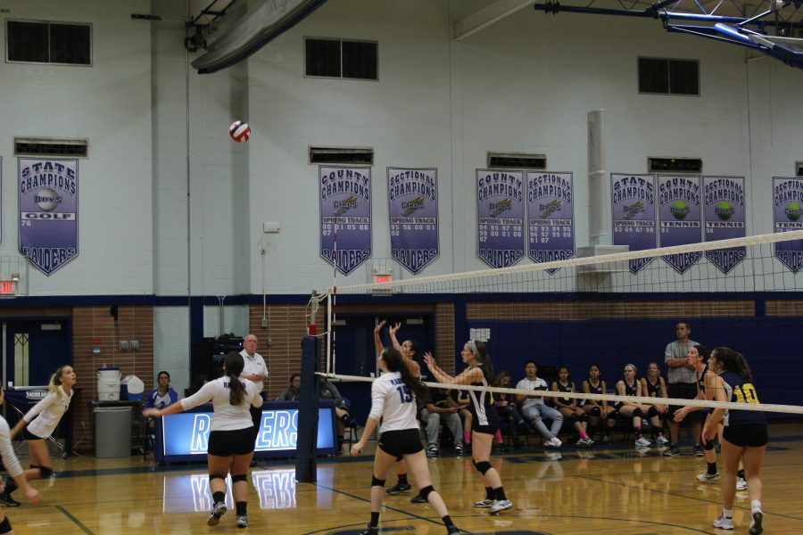 Girls volleyball ousted by Paramus in state tournament