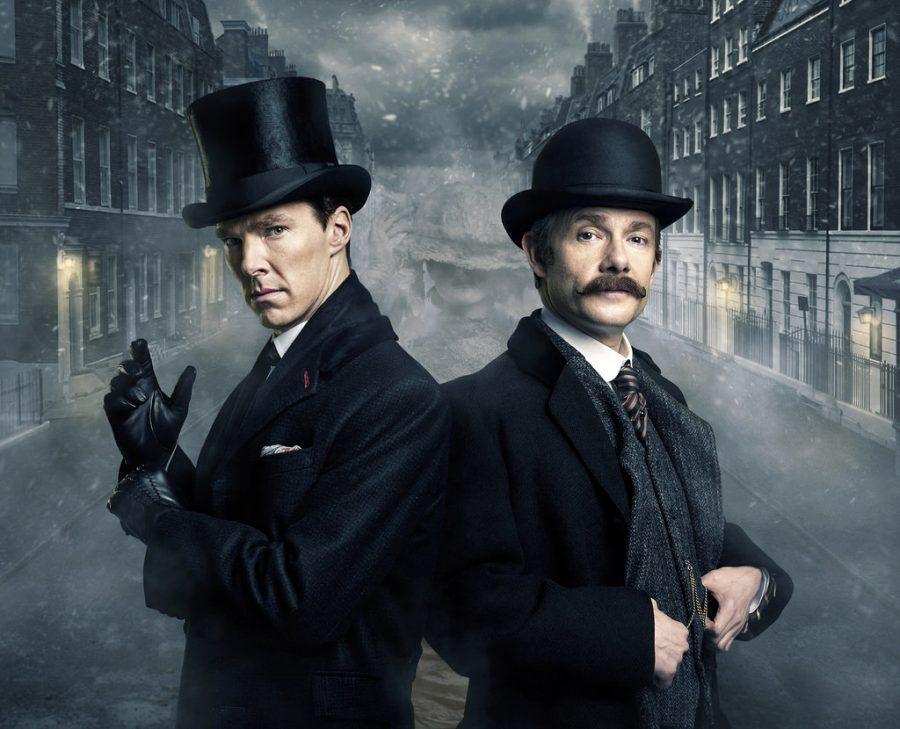 """Welcoming back BBC's """"Sherlock"""""""