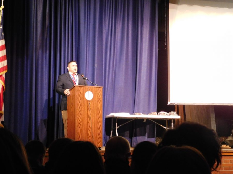 Scotch Plains-Fanwood High School Hosts its Annual Fall Sports Awards