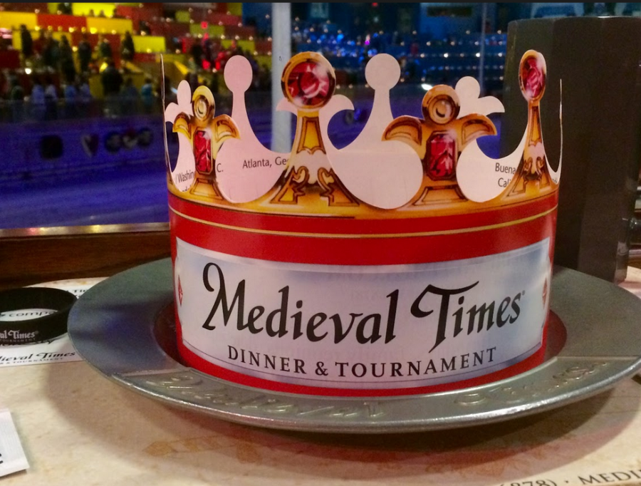 "SPFHS Marching Band travels back to ""Medieval Times"""