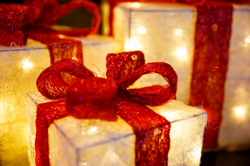 Twelve Gift Ideas for the Holidays
