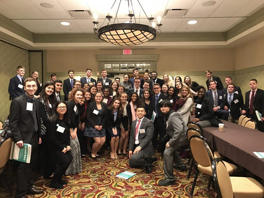 SPFHS+wins+%E2%80%9COutstanding+Delegation%E2%80%9D+at+annual+MUN+Conference