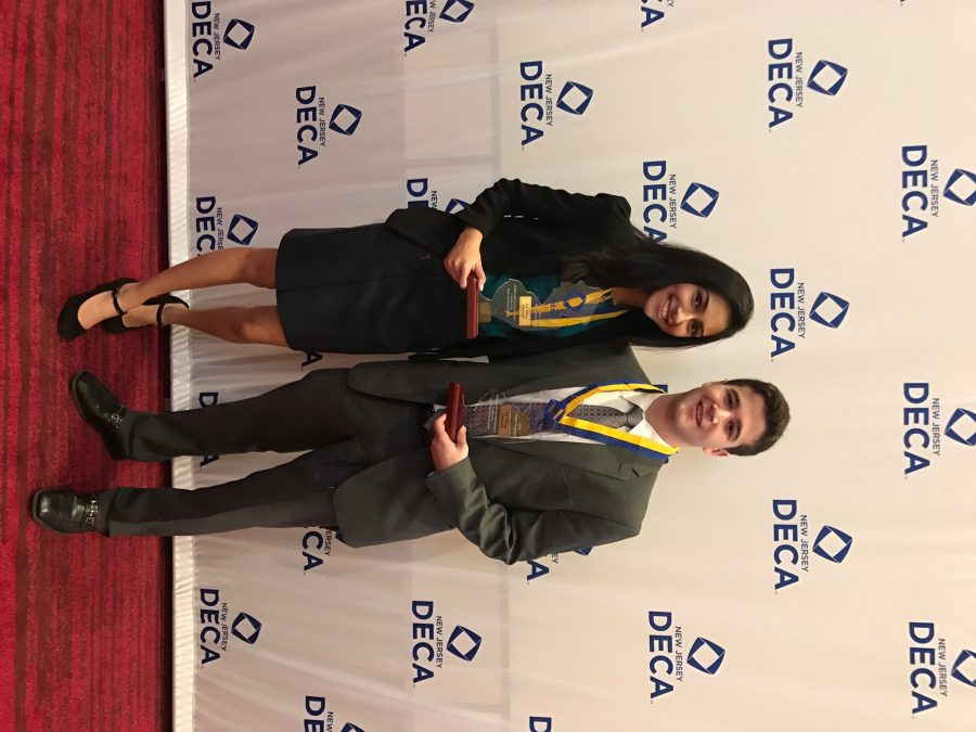 DECA succeeds at state competition
