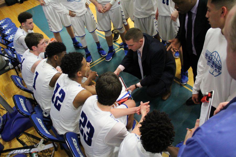 Boys Basketball's Cinderella Season Ends in States