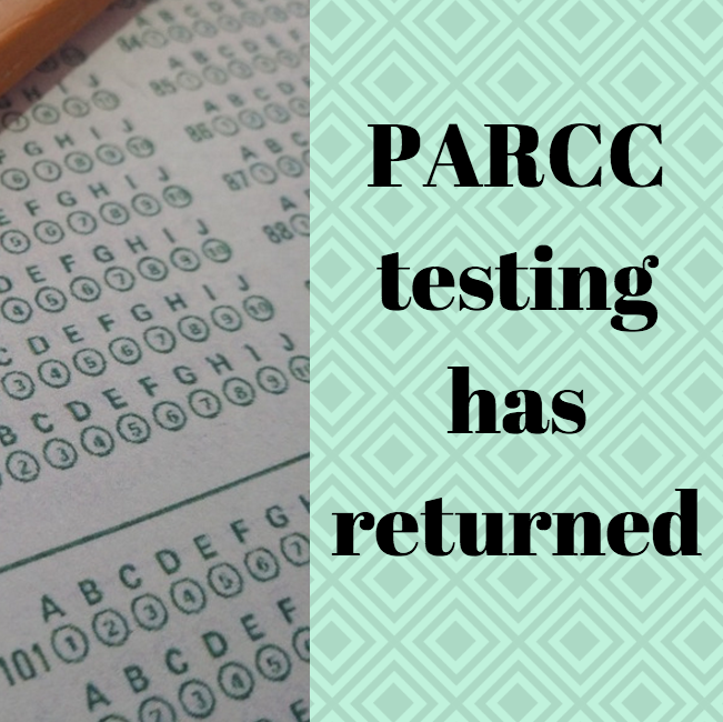 PARCC Testing begins at SPFHS