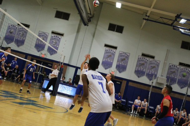Boys Volleyball defeat Westfield, 3-0