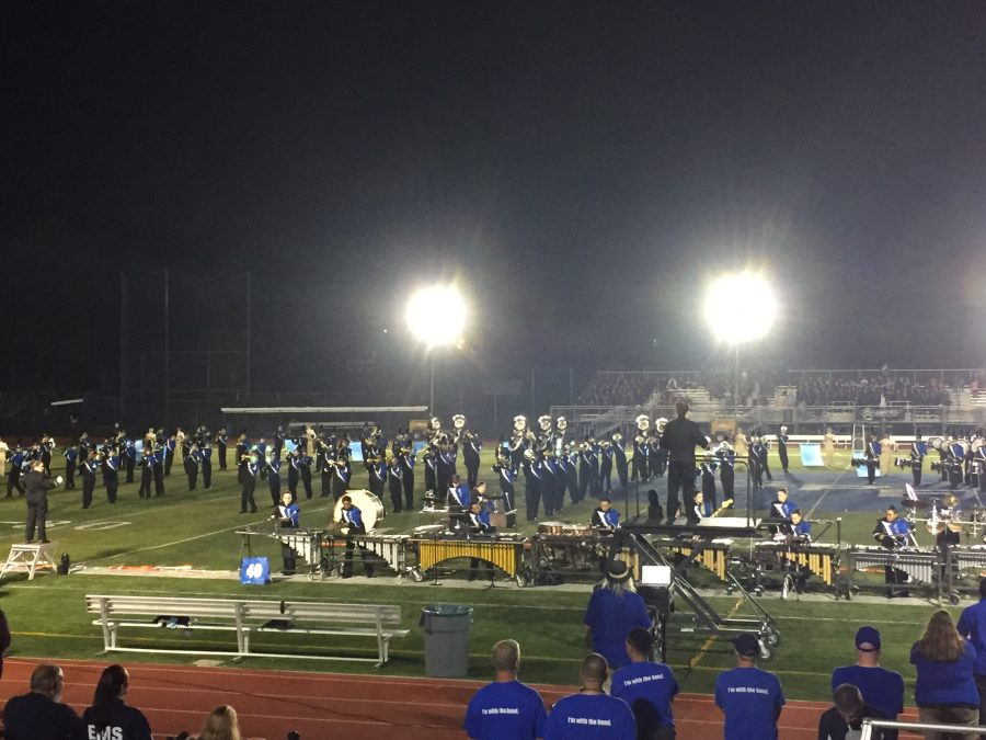 2017 Marching Band Home Show Dazzles Audience