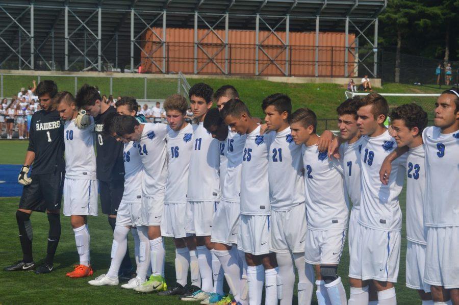 Boys soccer tackles the season ahead