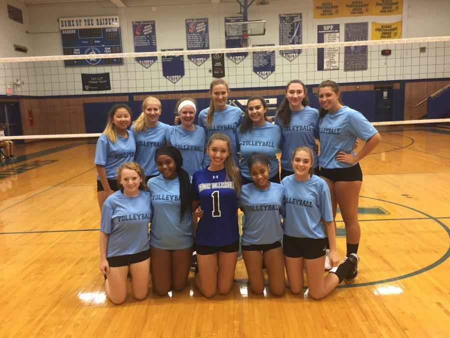 Girl's Volleyball looks forward to the season ahead
