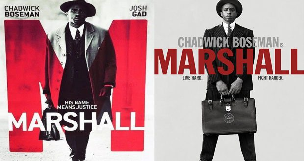 Live Hard, Fight Harder: Marshall Movie Review