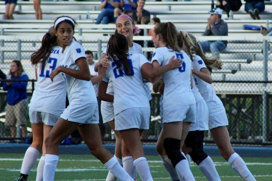 Girl's soccer looks to win yet another county championship against Westfield