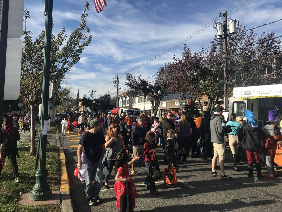 Trunk+or+treat+takes+over+downtown+Scotch+Plains