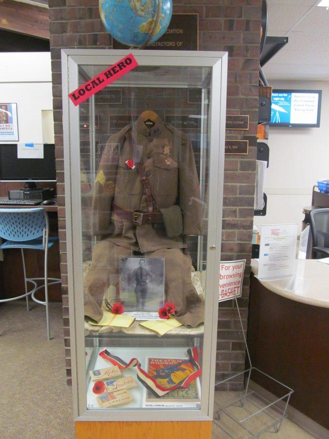 Scotch Plains Library Celebrates Centennial of World War I