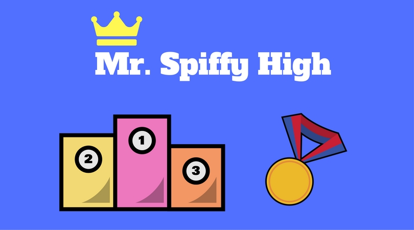 Mr. Spiffy High: the true talent of SPFHS