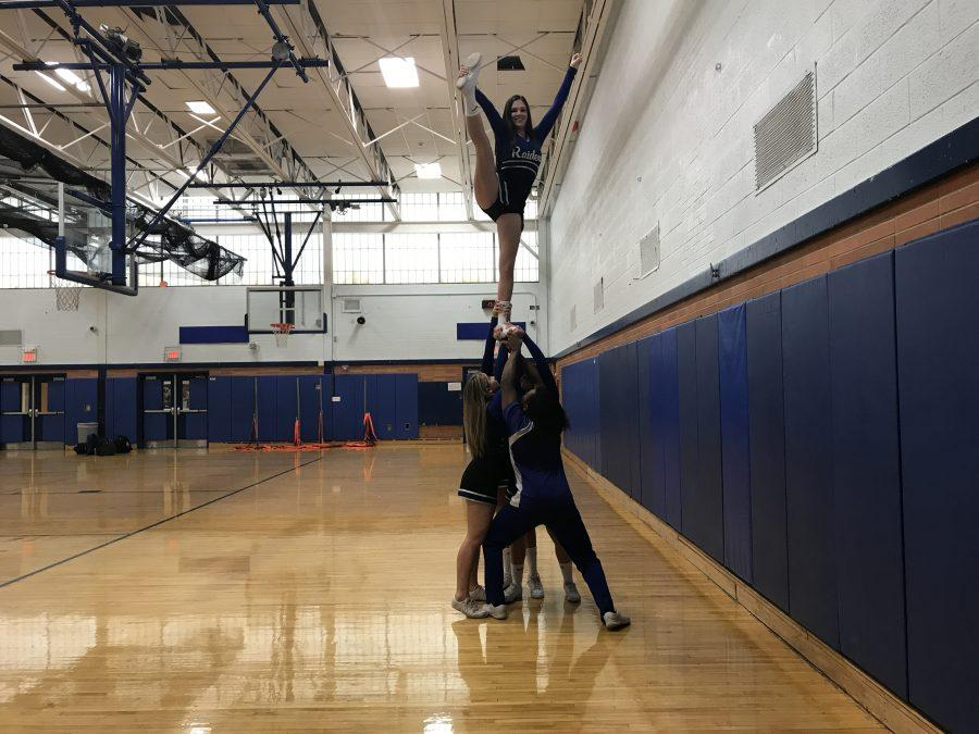 2017-2018 Winter sports preview: Cheerleading
