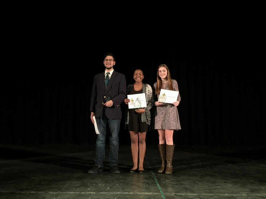 Poetry Out Loud inspires students