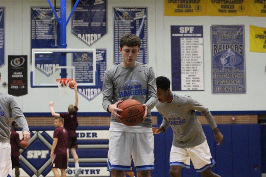 Boys varsity basketball: Scotch Plains wins over Governor Livingston