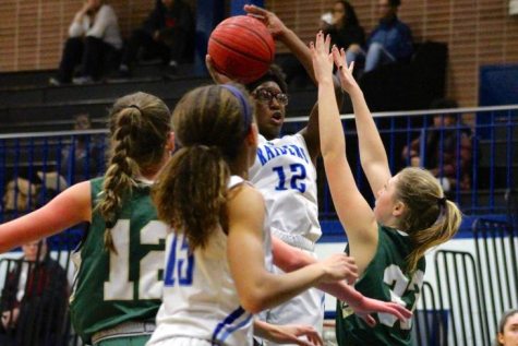 Girl's basketball wins against rival Union Catholic