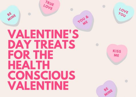 Valentine Day treats for the health conscious valentine