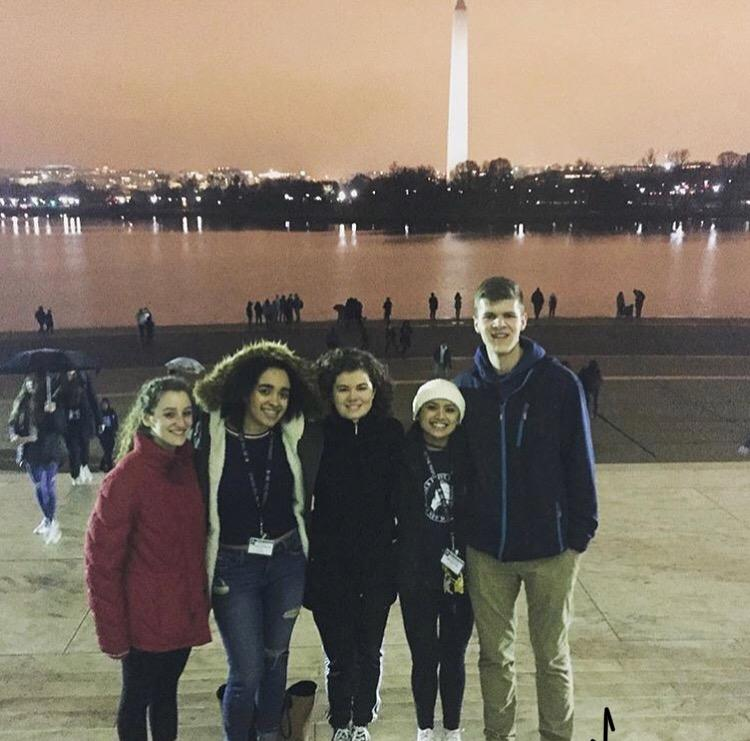 JSA+goes+to+Washington+D.C.+for+annual+Winter+Congress