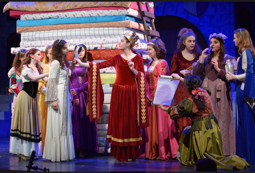 'Once Upon a Mattress' charms audiences