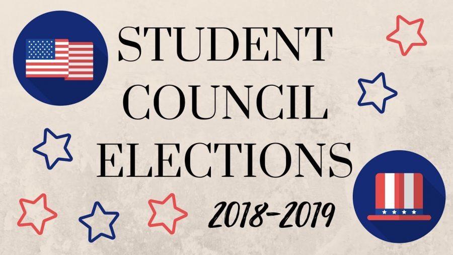 The results are in for the 2018-2019 student council elections