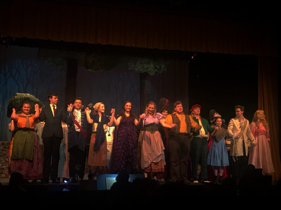 "SPF Students Take the Stage in Local Production of ""Into the Woods"""